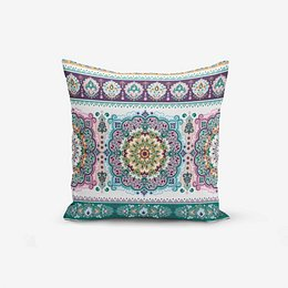 Ethnic Geometric párnahuzat, 45 x 45 cm - Minimalist Cushion Covers