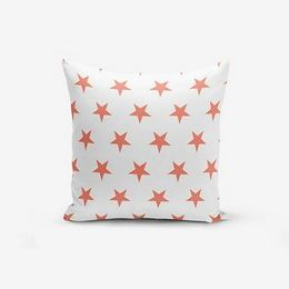 Pomegranate Star pamutkeverék párnahuzat, 45 x 45 cm - Minimalist Cushion Covers